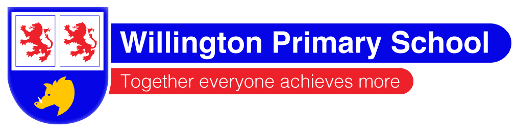 Willington Primary School logo